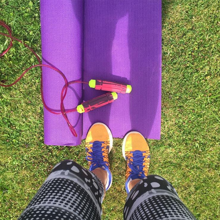 exercise goals 2017