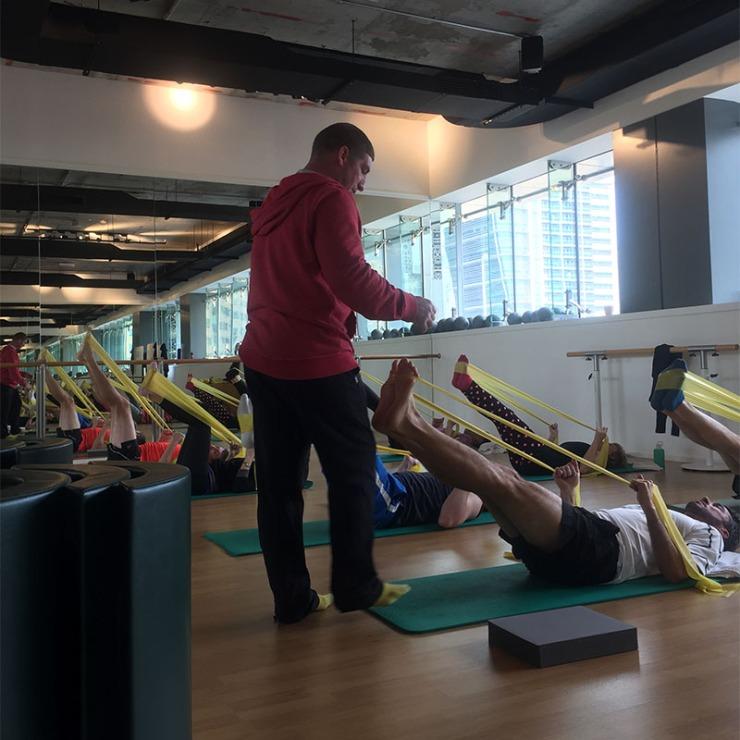 Men Pilates