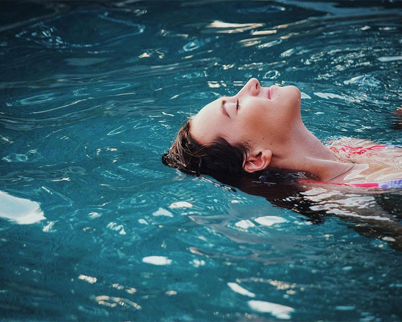 swimming soul