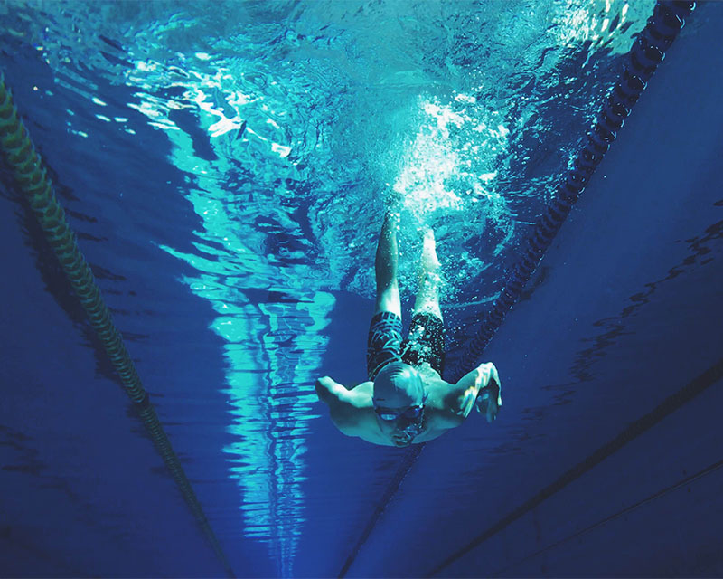 swimming dive