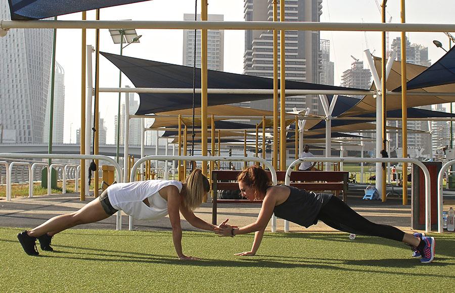 PT Dubai trainer