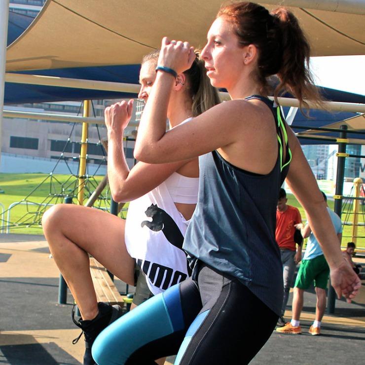 personal training dubai