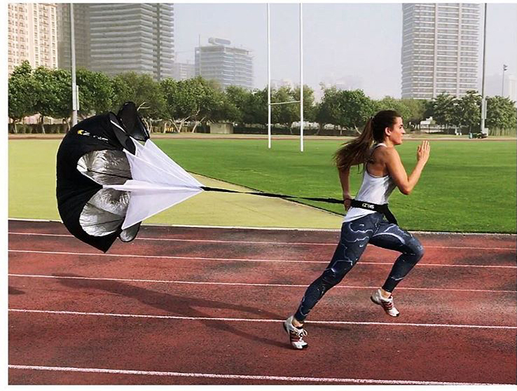 dubai runner