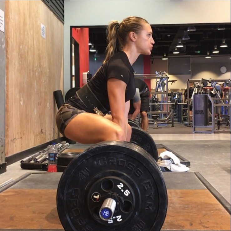 weightlifting dubai