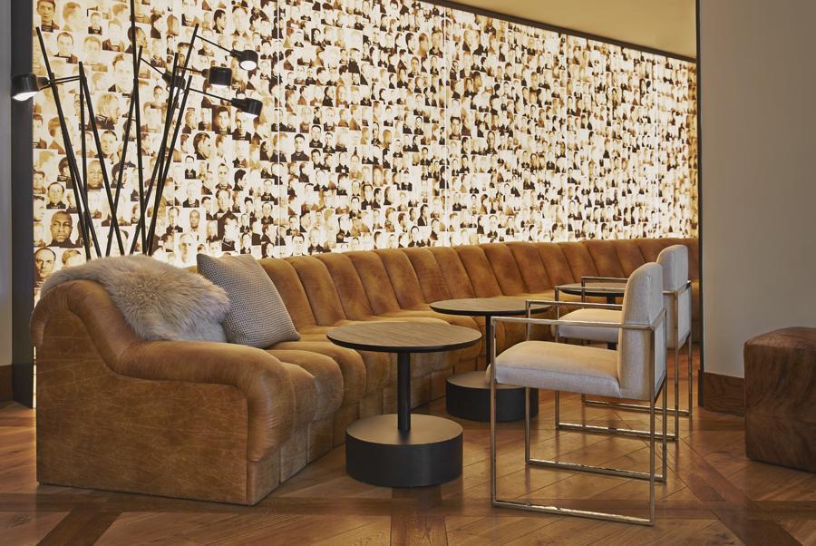 Hotel Zetta art