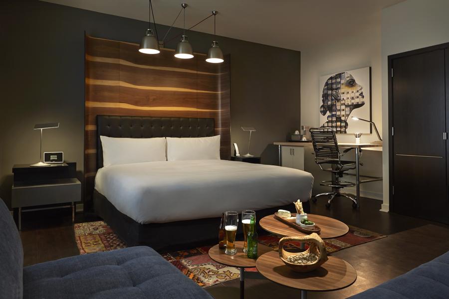 Hotel Zetta Premier Room