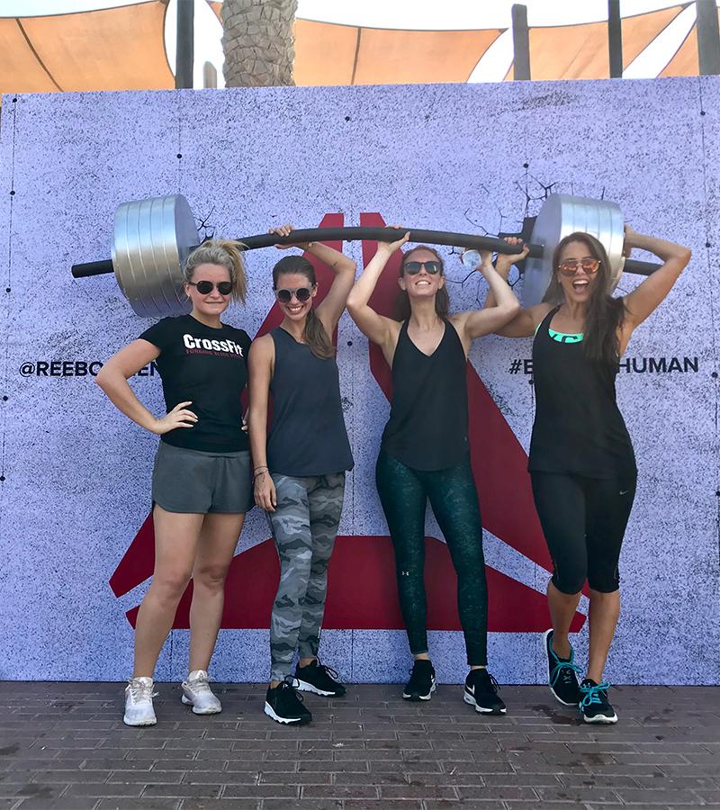 Reebok CrossFit Dubai