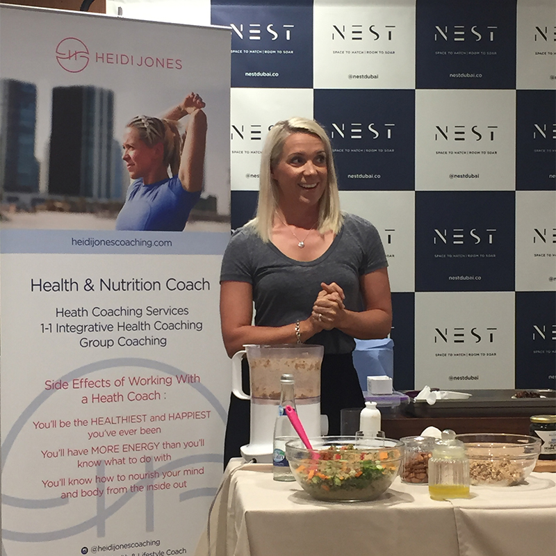 nutrition coaching dubai