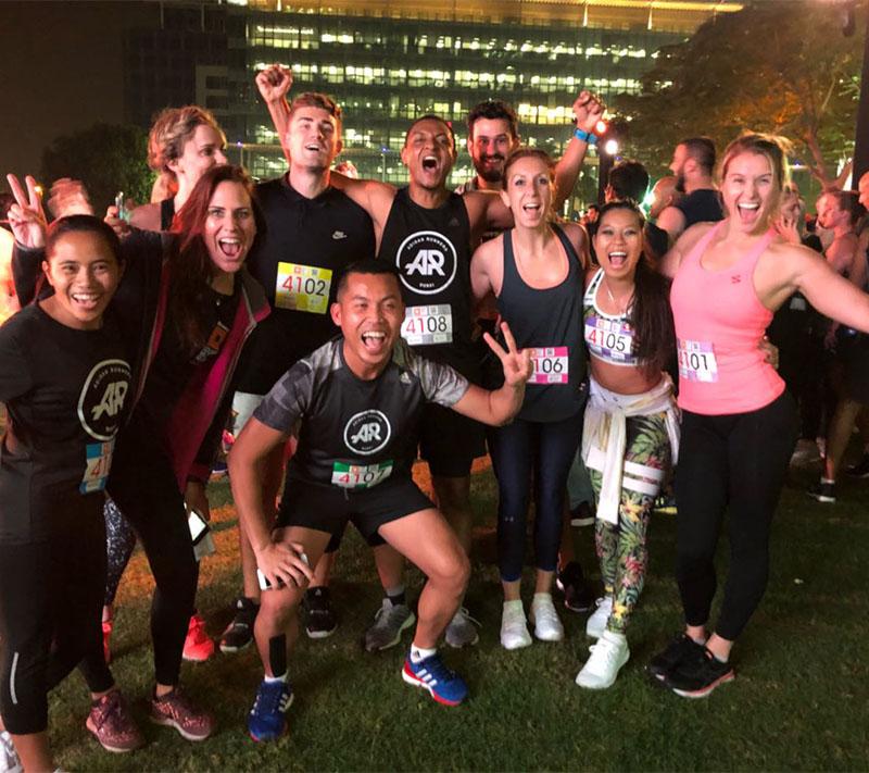 running club Dubai