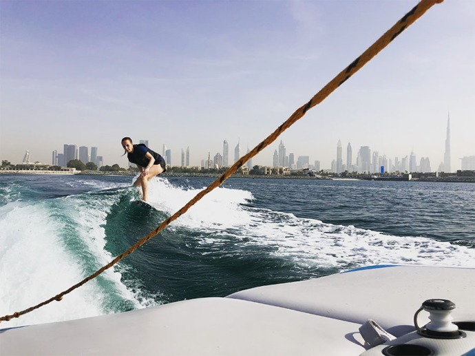 Dubai watersports