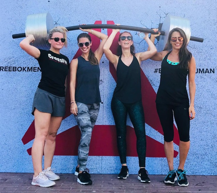 CrossFit Dubai