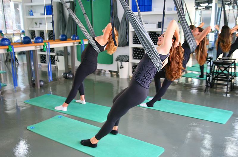 swing yoga dubai